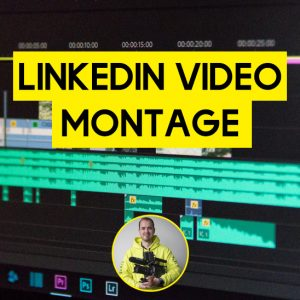 linkedin video monteren